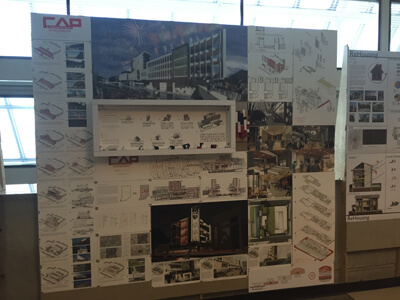 Ancon Serves on Architecture Thesis Jury