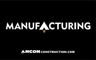 Manufacturers Choose Ancon Construction…Click to Learn Why