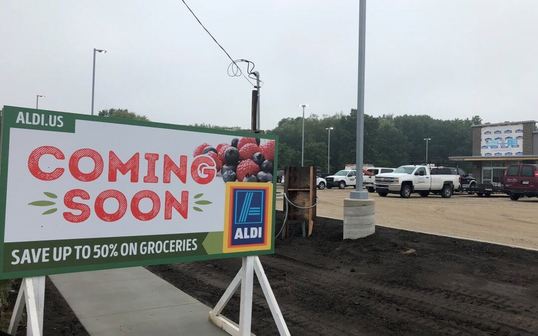 We're Opening a New Aldi…Is it in Your Neighborhood?