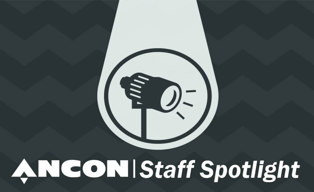 Get to Know Doug VonGunten, Featured In This Week's Ancon Staff Spotlight!