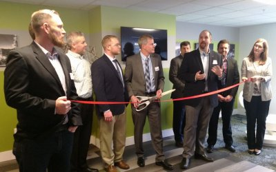 Ancon Construction Opens New Office in Downtown South Bend