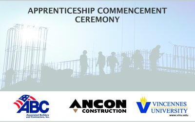 ANCON Construction's Carpenters Complete Apprenticeship Graduation Program