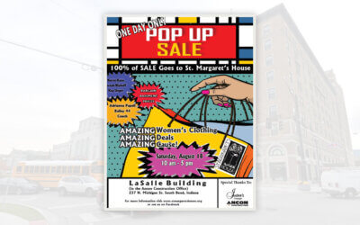 Ancon's South Bend Office to Transform into a Pop-Up Shop