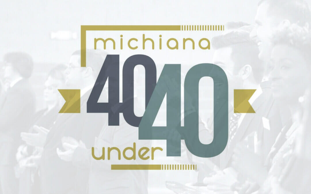 Ancon's Eric Jensen Receives 40 Under 40 Recognition