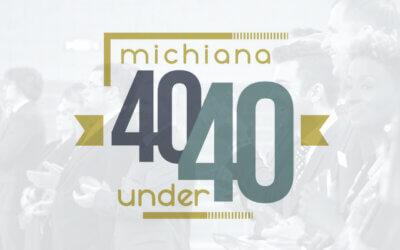 Ancon's Eric Jensen Receives 40 Under 40 Recognition