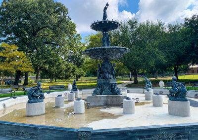 Studebaker Water Fountain | Leeper Park