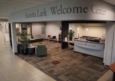 Goshen College Juanita Welcome Center & Hunsberger Commons