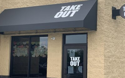Drive-Thru, Carry-Out and Curbside Pick-Up