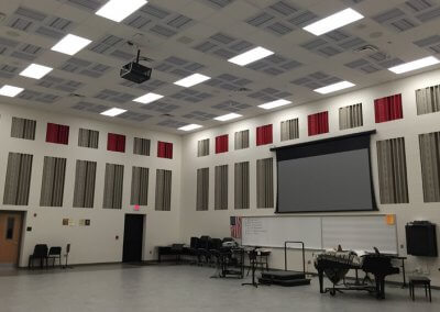 Goshen High School Cafeteria & Music Additions